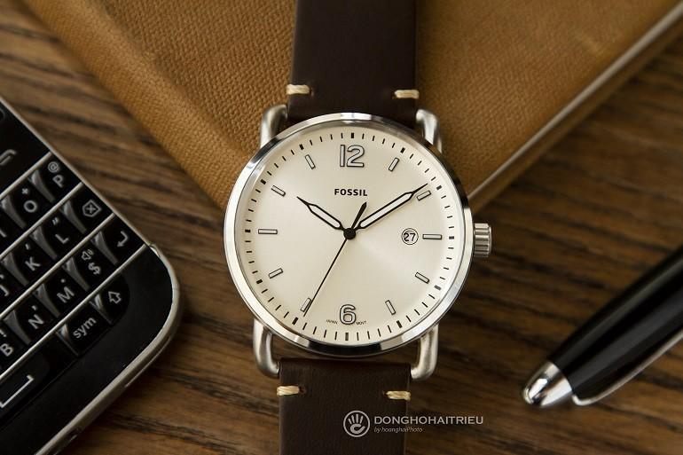 5 thương hiệu đồng hồ nam giá từ 2 đến 3 triệu tốt nhất - Ảnh: Fossil FS5275