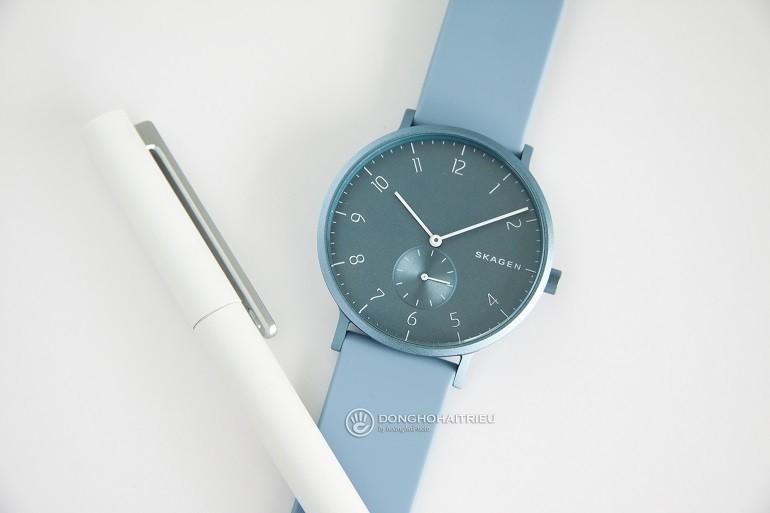 5 thương hiệu đồng hồ nam giá từ 2 đến 3 triệu tốt nhất - Ảnh: Skagen SKW6509