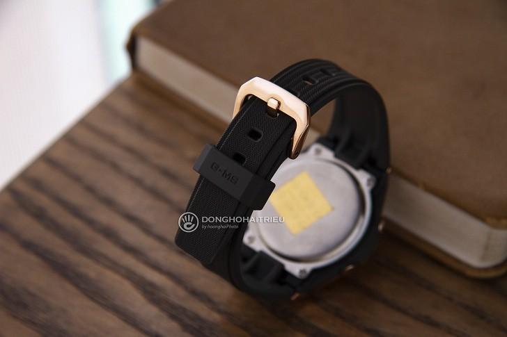 Đồng hồ Baby-G MSG-C100G-1ADR đen phối vàng hồng cá tính - Hình 4
