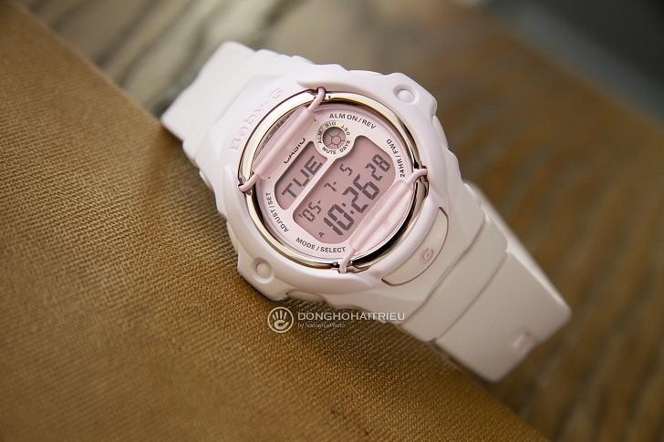 Đồng hồ Baby-G MSG S200 4ADR chống nước, nhiều tính năng - Hình 1