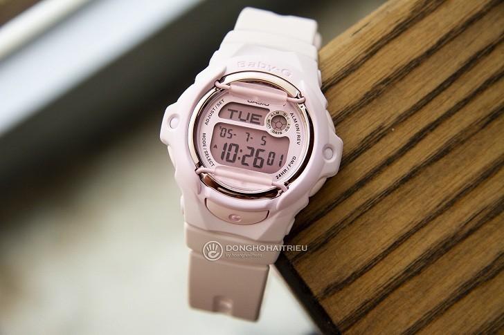 Đồng hồ Baby-G MSG S200 4ADR chống nước, nhiều tính năng - Hình 5