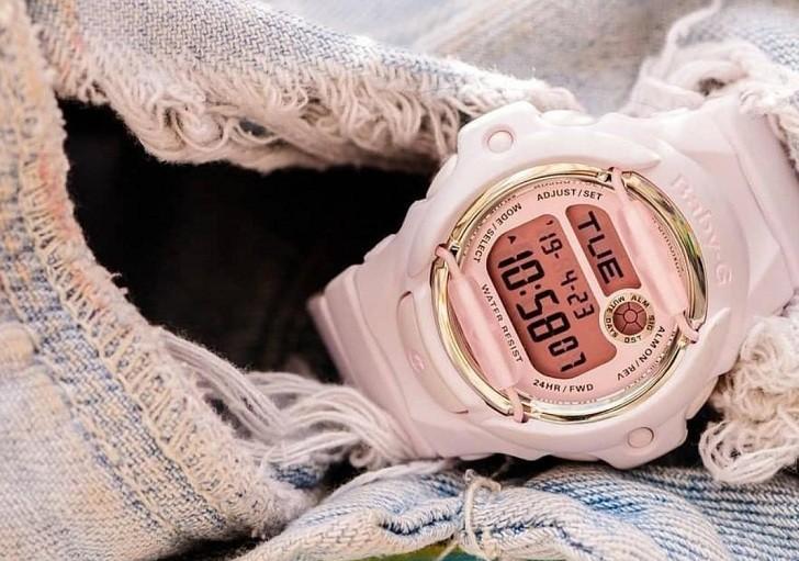 Đồng hồ Baby-G MSG S200 4ADR chống nước, nhiều tính năng - Hình 6