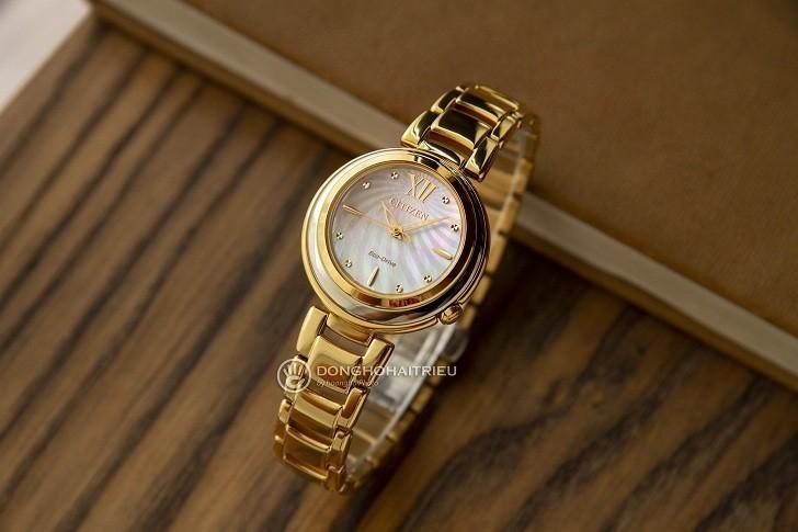 Đồng hồ Citizen EM0336-59D đỉnh cao công nghệ Eco-Drive - Hình 1
