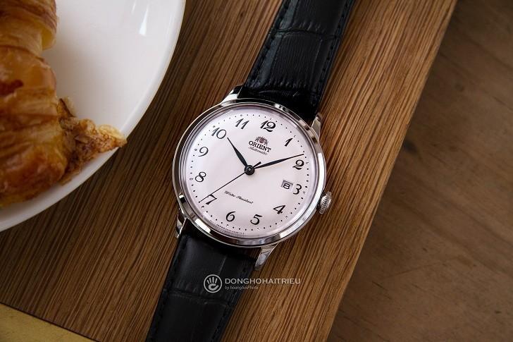 Đồng hồ Orient RA-AC0003S10B Bambino máy cơ, kính cứng cong - Hình 1