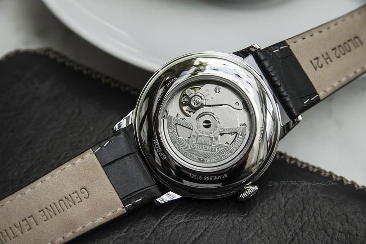 Đồng hồ Orient RA-AC0003S10B Bambino máy cơ, kính cứng cong - Hình 4
