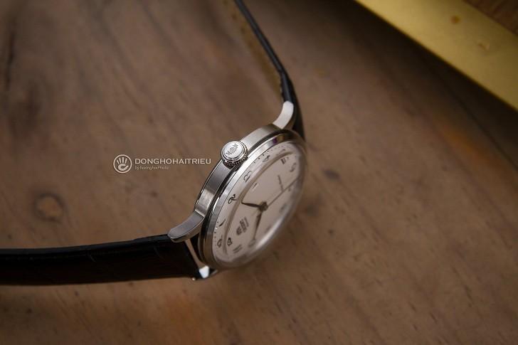 Đồng hồ Orient RA-AC0003S10B Bambino máy cơ, kính cứng cong - Hình 5