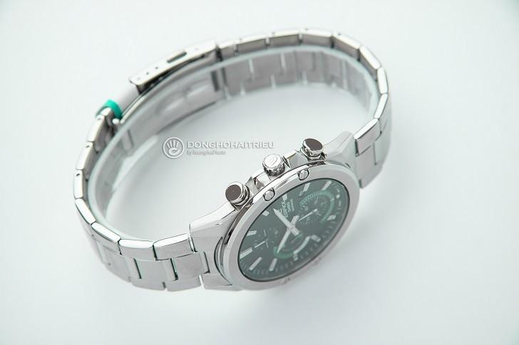 Đồng hồ Casio Edifice EFR-S567D-1AVUDF kính chống trầy - Ảnh: 4