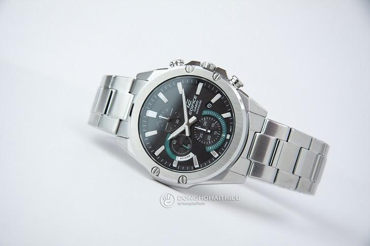Đồng hồ Casio Edifice EFR-S567D-1AVUDF kính chống trầy - Ảnh: 8
