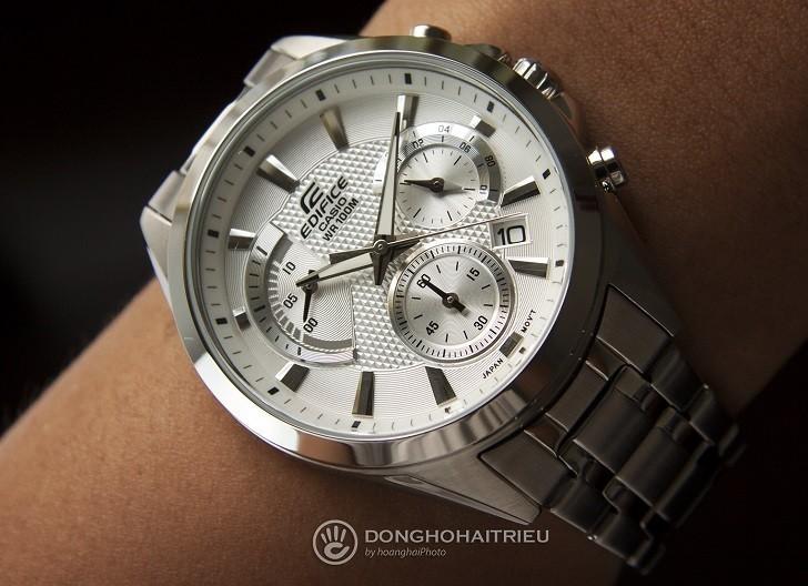 Đồng hồ Casio Edifice EFV-580D-7AVUDF 100m giá rẻ - Ảnh: 1