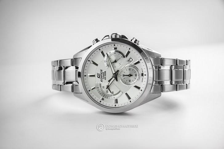 Đồng hồ Casio Edifice EFV-580D-7AVUDF 100m giá rẻ - Ảnh: 3