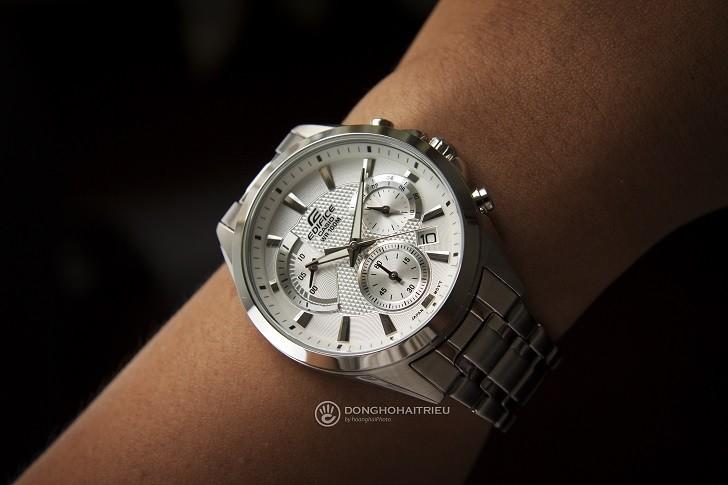 Đồng hồ Casio Edifice EFV-580D-7AVUDF 100m giá rẻ - Ảnh: 5