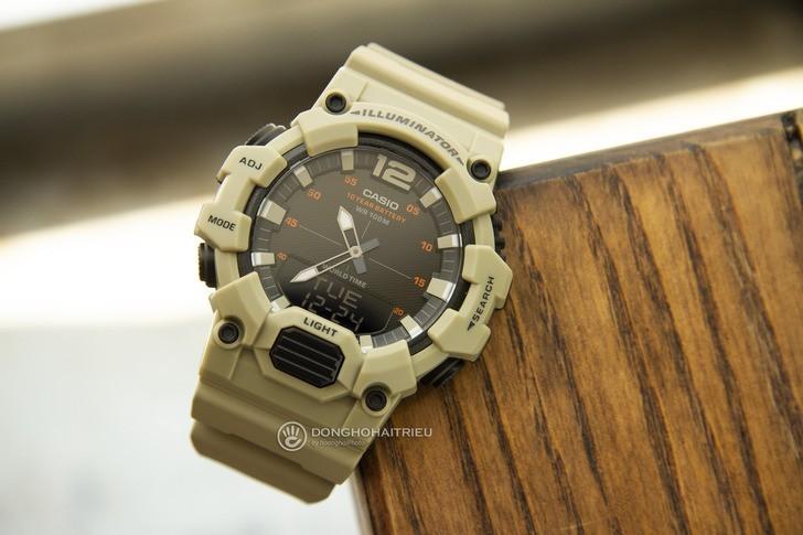 Đồng hồ Casio HDC-700-3A3VDF giá rẻ, thay pin miễn phí - Ảnh 1