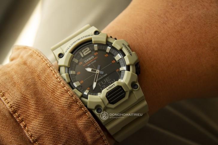 Đồng hồ Casio HDC-700-3A3VDF giá rẻ, thay pin miễn phí - Ảnh 2