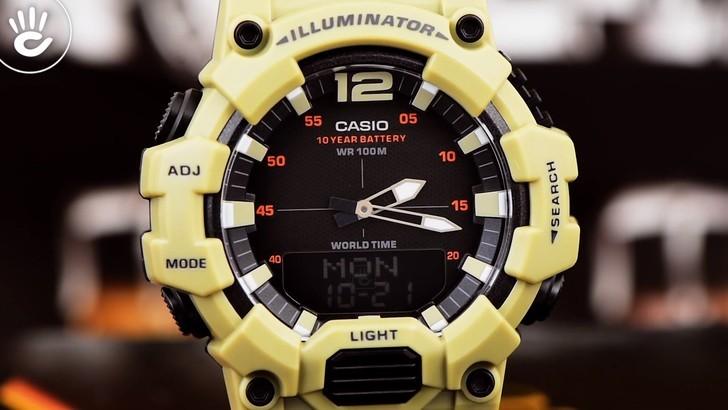 Đồng hồ Casio HDC-700-3A3VDF giá rẻ, thay pin miễn phí - Ảnh 3