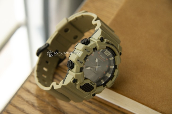 Đồng hồ Casio HDC-700-3A3VDF giá rẻ, thay pin miễn phí - Ảnh 6