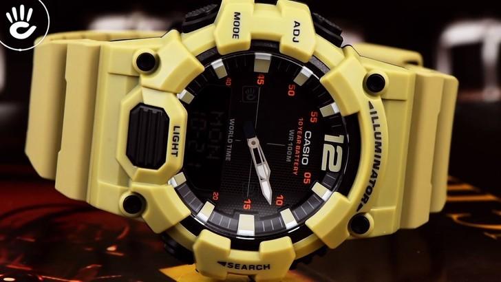 Đồng hồ Casio HDC-700-3A3VDF giá rẻ, thay pin miễn phí - Ảnh 7