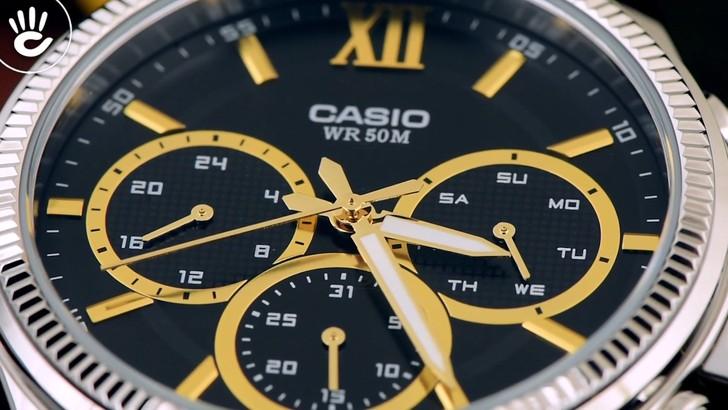Đồng hồ Casio MTP-E315SG-1AVDF chính hãng, bảo hành 5 năm - Ảnh: 5
