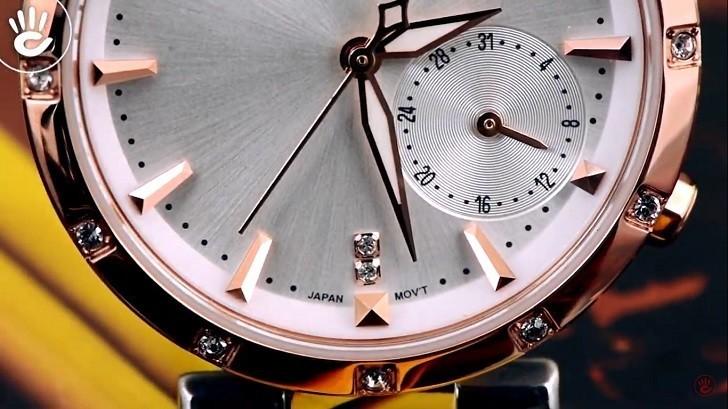 Đồng hồ Casio SHE-4051SPG-7AUDF giá rẻ, thay pin miễn phí - Ảnh 4