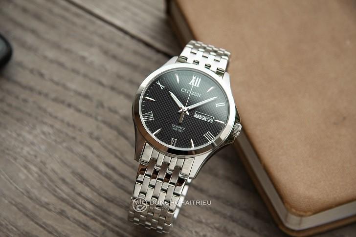 Đồng hồ Citizen BF2020-51E máy quartz, giá rẻ cho nam - Ảnh: 1