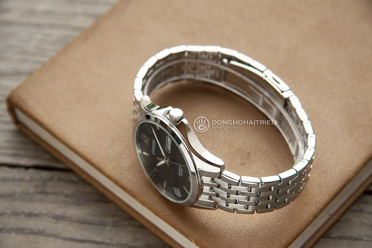 Đồng hồ Citizen BF2020-51E máy quartz, giá rẻ cho nam - Ảnh: 3