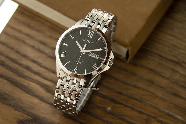 Đồng hồ Citizen BF2020-51E máy quartz, giá rẻ cho nam - Ảnh: 4