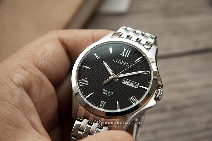 Đồng hồ Citizen BF2020-51E máy quartz, giá rẻ cho nam - Ảnh: 10
