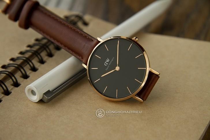 Đồng hồ Daniel Wellington DW00100169 thay pin miễn phí - Ảnh 2