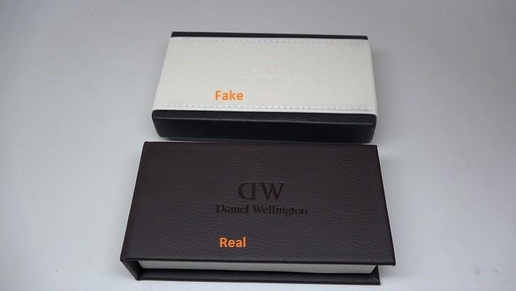 Đồng hồ DW giá 650k là hàng fake, sản xuất tại Trung Quốc - Ảnh: 10