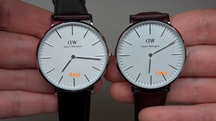 Đồng hồ DW giá 650k là hàng fake, sản xuất tại Trung Quốc - Ảnh: 4