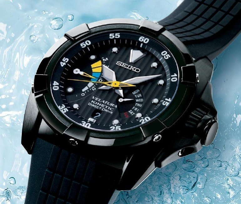 Đồng hồ Seiko Kinetic là gì? Cách sử dụng, sản phẩm nổi bật - Ảnh: 8