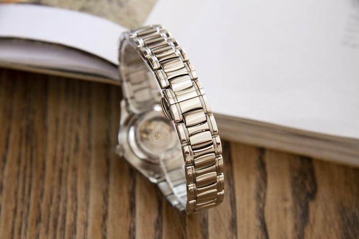 Đồng hồ Doxa D219SCM đính 8 viên kim cương, máy cơ Thụy Sĩ - Ảnh: 3