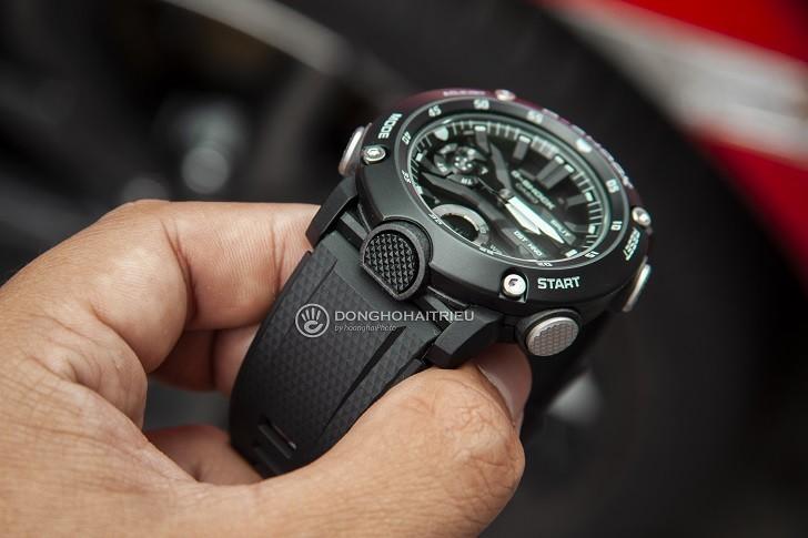 Đồng hồ G-Shock GA-2000S-1ADR giá rẻ, thay pin miễn phí - Ảnh 2