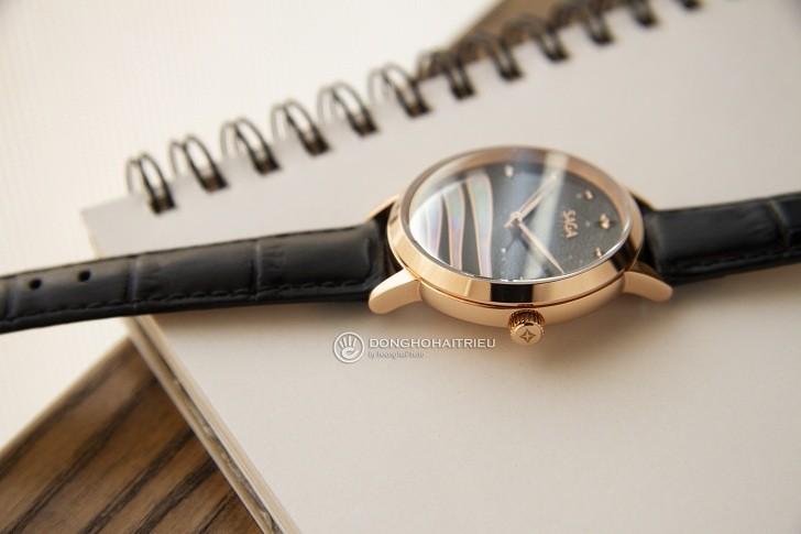 Sự đặc biệt đến từ mẫu đồng hồ nữ Saga 53624 RGBDBK-2 - Ảnh 3