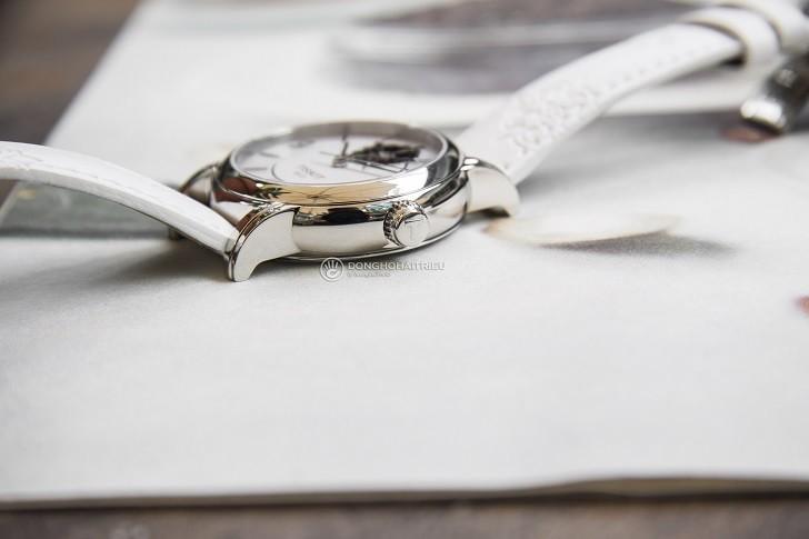 Đồng hồ Tissot T050.207.17.117.04 xà cừ, đính kim cương - Ảnh: 7