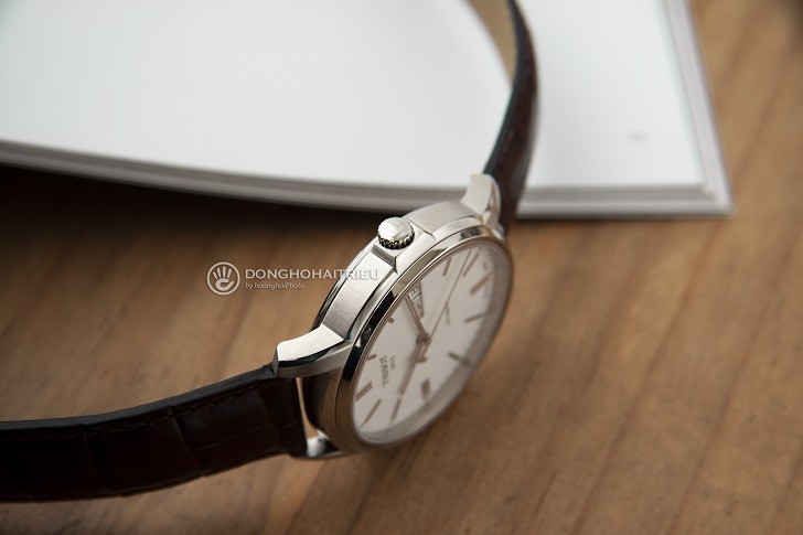 Đồng hồ Tissot T065.430.16.031.00 máy cơ, kim dạ quang - Ảnh: 6