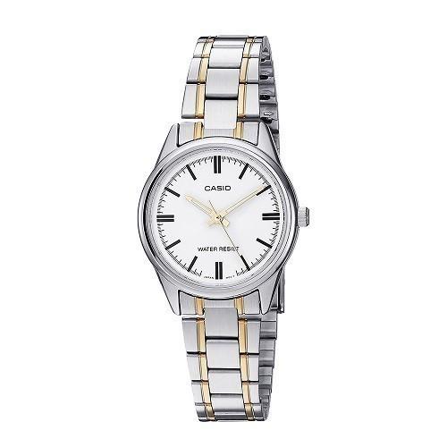 30 đồng hồ nữ giá dưới 1 triệu, miễn phí thay pin trọn đời - Ảnh: LTP-V005SG-7AUDF