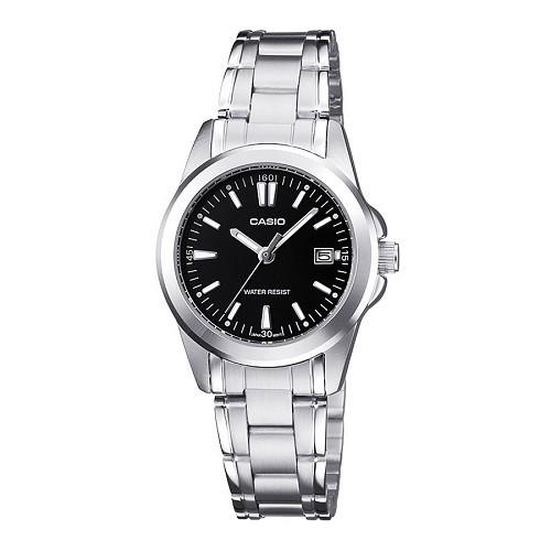 30 đồng hồ nữ giá dưới 1 triệu, miễn phí thay pin trọn đời - Ảnh: LTP-1215A-1A2DF