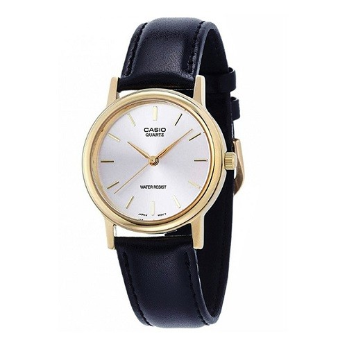 30 đồng hồ nam giá dưới 1 triệu, miễn phí thay pin trọn đời - Ảnh: MTP-1095Q-7A