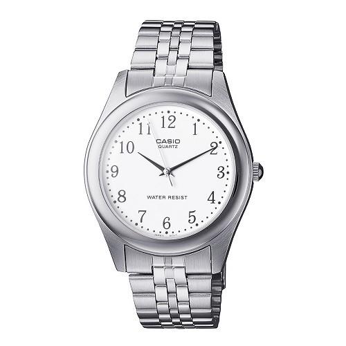 30 đồng hồ nam giá dưới 1 triệu, miễn phí thay pin trọn đời - Ảnh: MTP-1129A-7BRDF