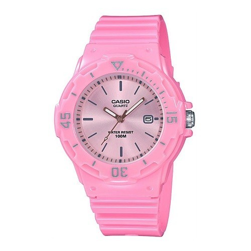 30 đồng hồ nữ giá dưới 1 triệu, miễn phí thay pin trọn đời - Ảnh: LRW-200H-4E4VDF