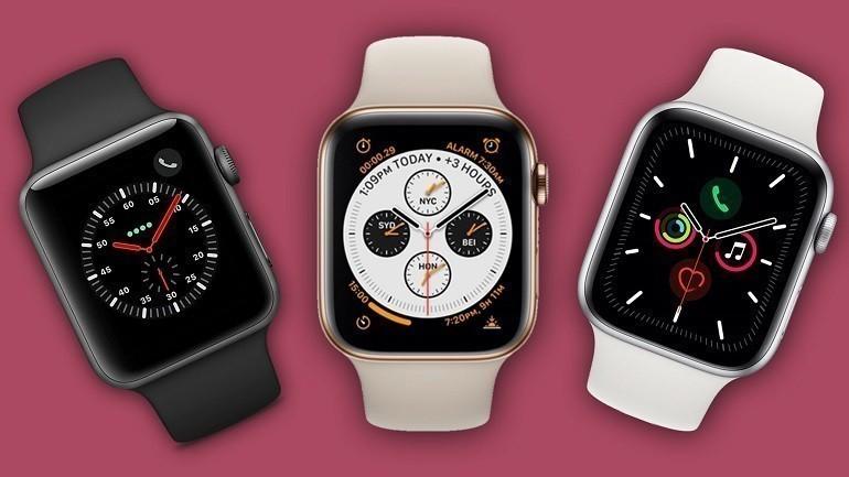 Đồng hồ Apple Watch series 3 38mm GPS màu đen chính hãng - Ảnh: 1