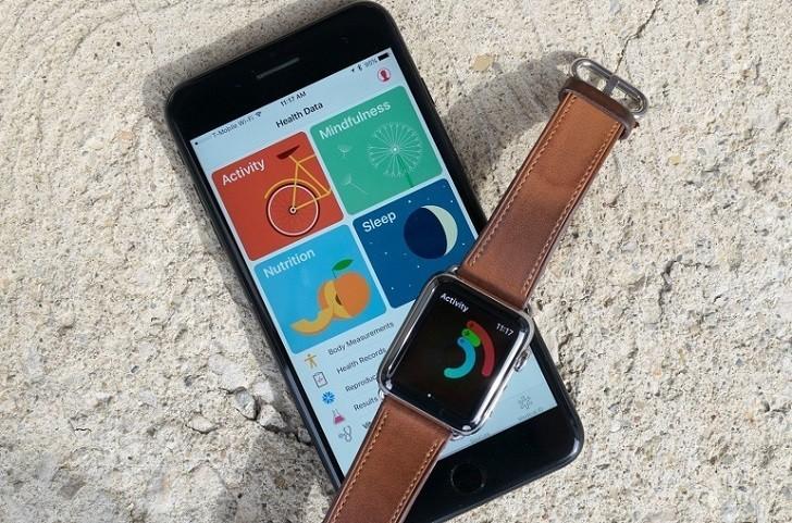 Đồng hồ Apple Watch series 3 38mm GPS màu đen chính hãng - Ảnh: 10