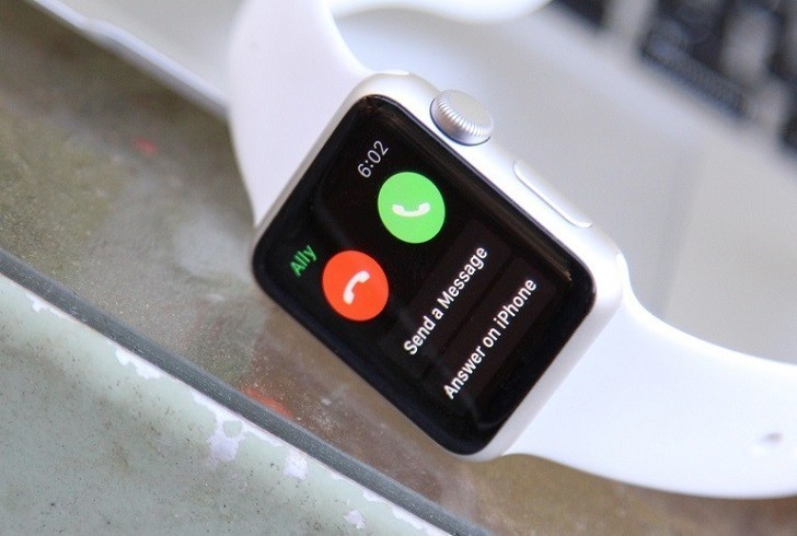 Đồng hồ Apple Watch series 3 38mm GPS màu đen chính hãng - Ảnh: 12