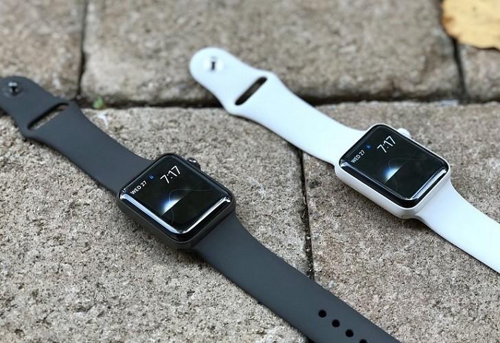 Đồng hồ Apple Watch series 3 38mm GPS màu đen chính hãng - Ảnh: 15
