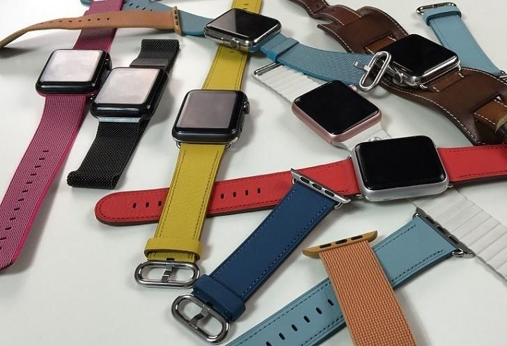 Đồng hồ Apple Watch series 3 38mm GPS màu đen chính hãng - Ảnh: 5