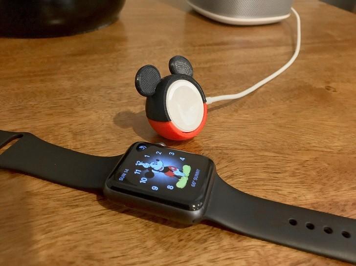Đồng hồ Apple Watch series 3 38mm GPS màu đen chính hãng - Ảnh: 6