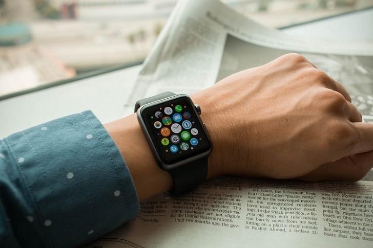 Đồng hồ Apple Watch series 3 38mm GPS màu đen chính hãng - Ảnh: 8