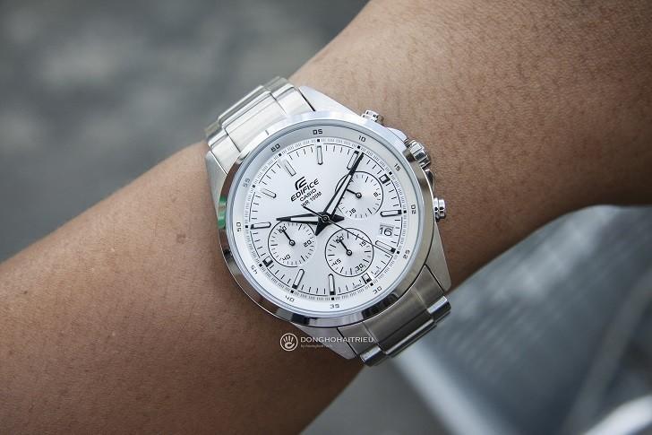 Đồng hồ Casio Edifice EFR-527D-7AVUDF wr100m, Chronograph - Ảnh: 1