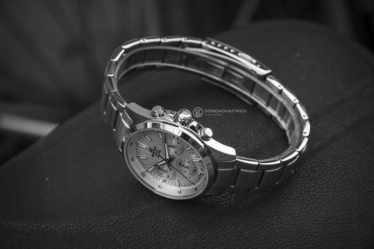 Đồng hồ Casio Edifice EFR-527D-7AVUDF wr100m, Chronograph - Ảnh: 2
