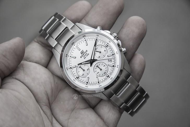 Đồng hồ Casio Edifice EFR-527D-7AVUDF wr100m, Chronograph - Ảnh: 3